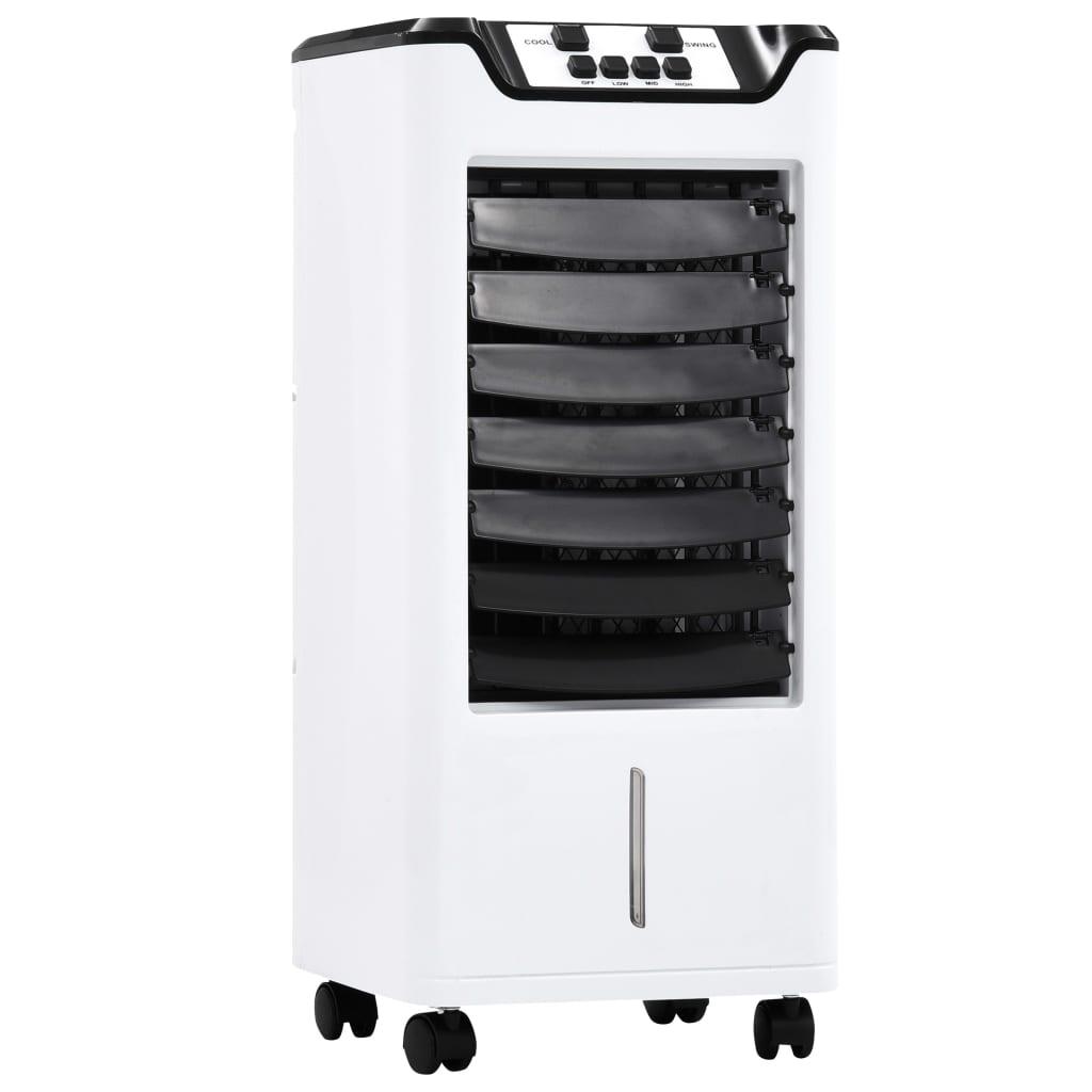 vidaXL 3 v 1 prenosný ochladzovač zvlhčovač a čistič vzduchu 60 W