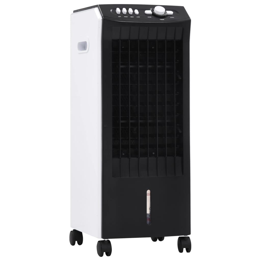 vidaXL 3 v 1 prenosný ochladzovač, zvlhčovač a čistič vzduchu 65 W