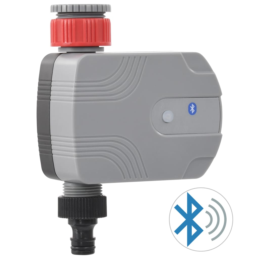 vidaXL Automatický vodný digitálny časovač s jednoduchým výstupom