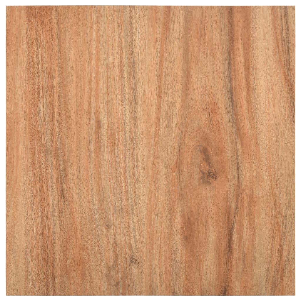 vidaXL Samolepiace podlahové dosky 5,11 m², PVC, svetlé drevo