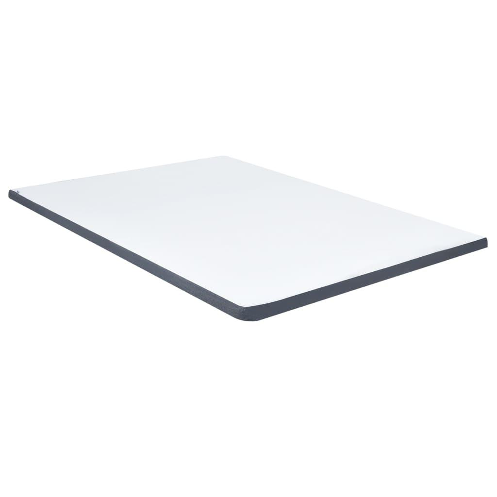 vidaXL Vrchný matrac na posteľ boxspring 200x140x5 cm