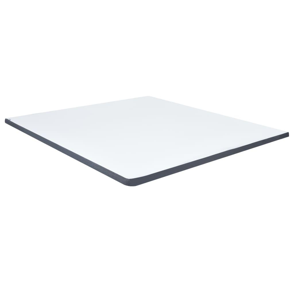 vidaXL Vrchný matrac na posteľ boxspring 200x180x5 cm