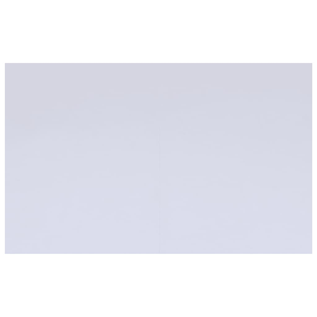 vidaXL Podložka pod bazén, biela 490x360 cm, geotextília