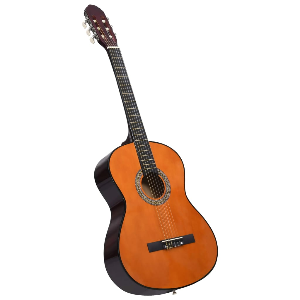 vidaXL Klasická gitara pre začiatočníkov 4/4 39