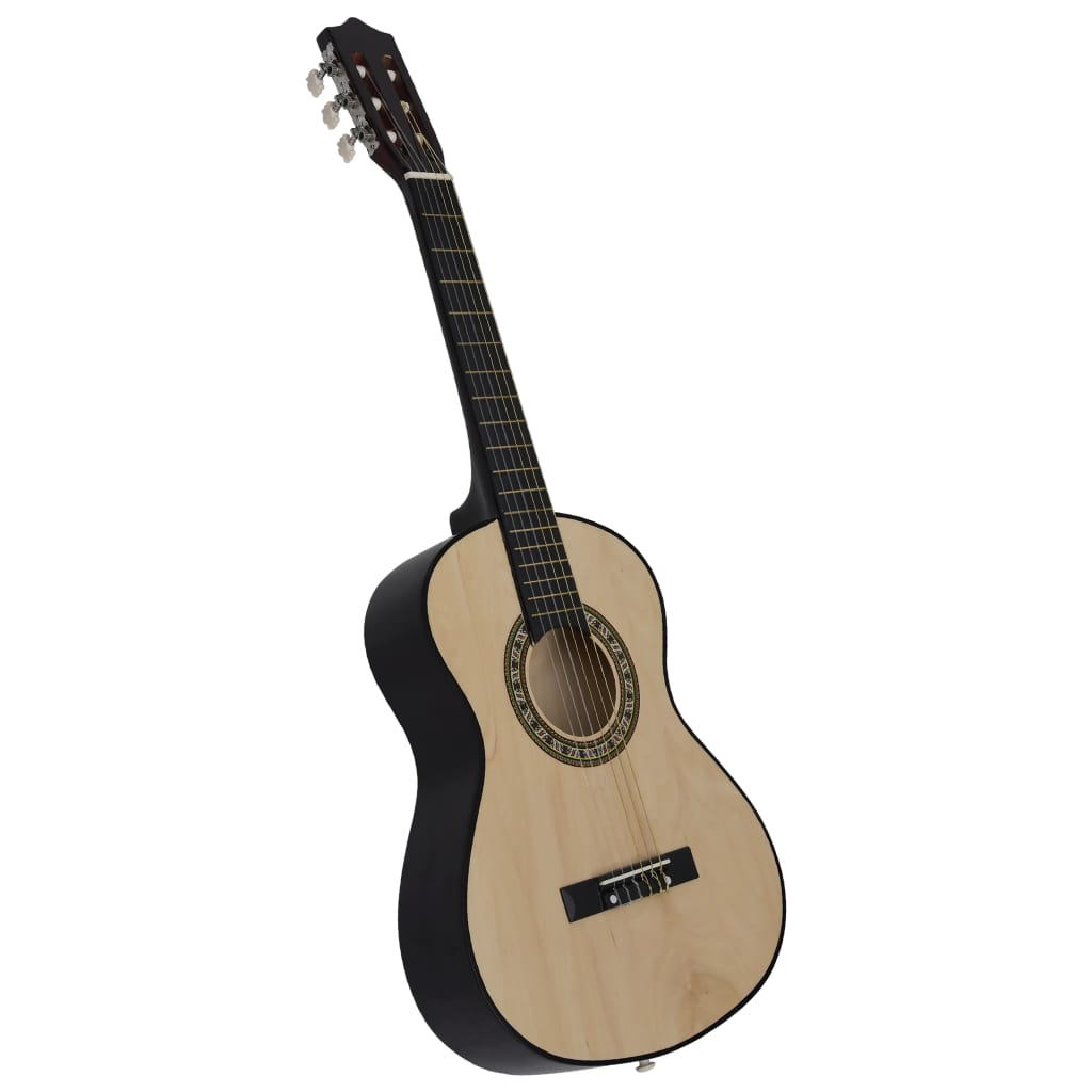 vidaXL Klasická gitara pre začiatočníkov a deti 1/2 34