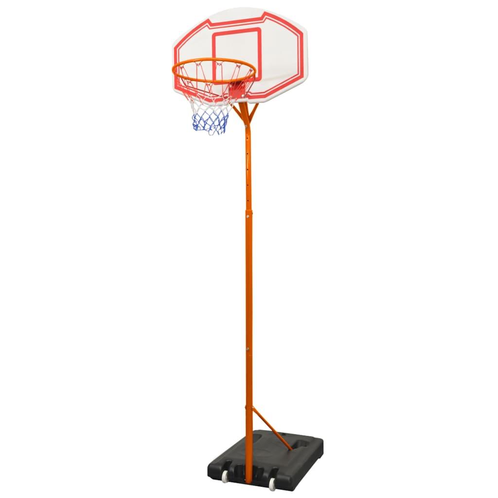 vidaXL Súprava basketbalového koša 305 cm