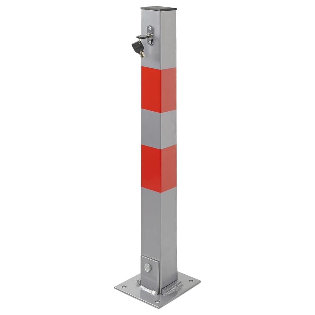 ProPlus Parkovací stĺpik so zámkom