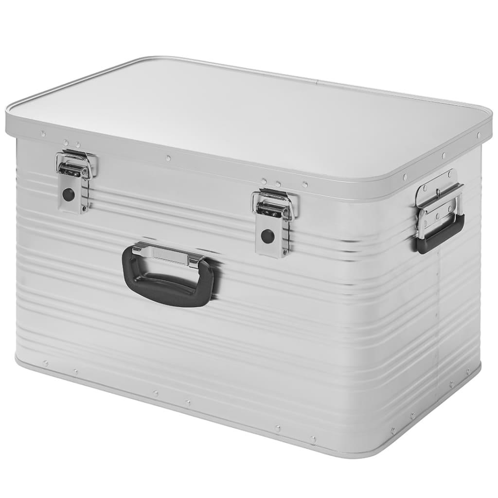 ProPlus Hliníkový prepravný kufor 65 l