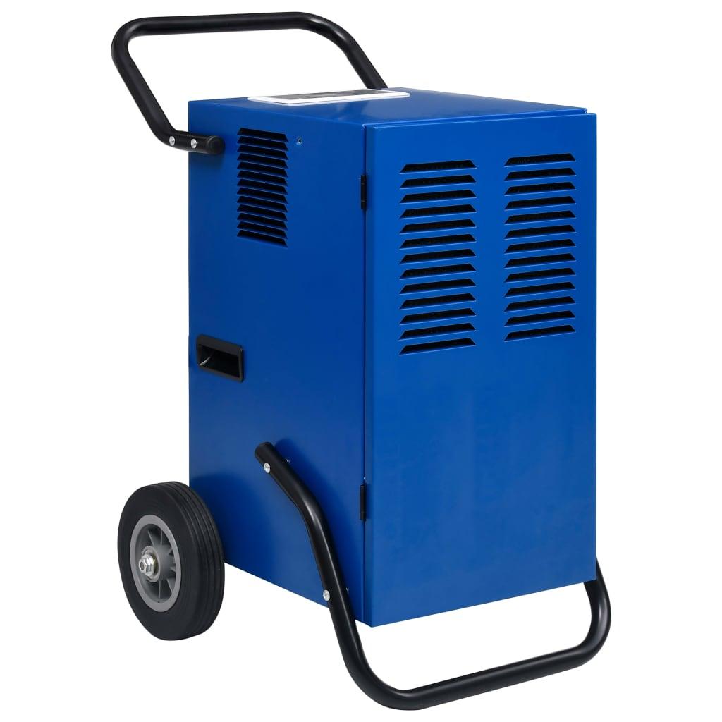 vidaXL Odvlhčovač s odmrazovaním horúcim plynom 50 l / 24 h 650 W