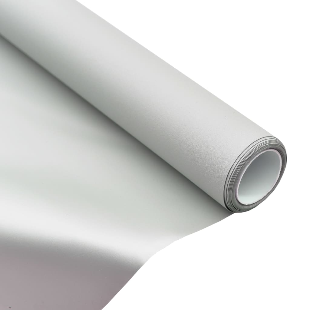 vidaXL Projekčná fólia kovová PVC 108