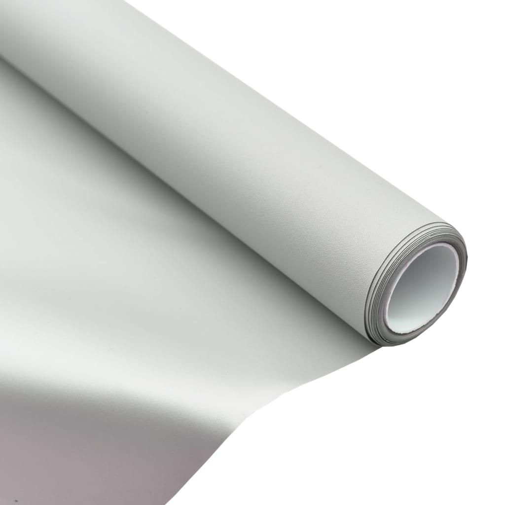 vidaXL Projekčná fólia kovová PVC 113