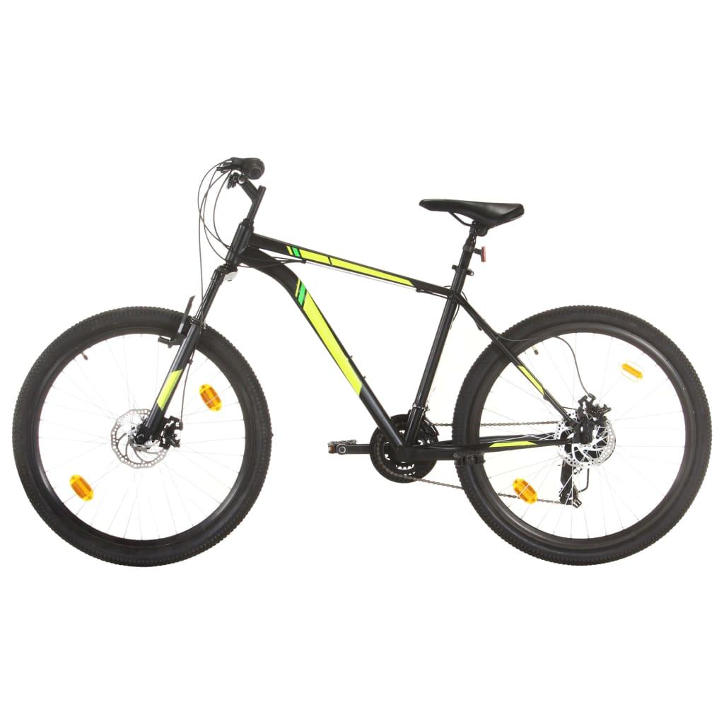 vidaXL Horský bicykel 21 rýchlostí 27,5