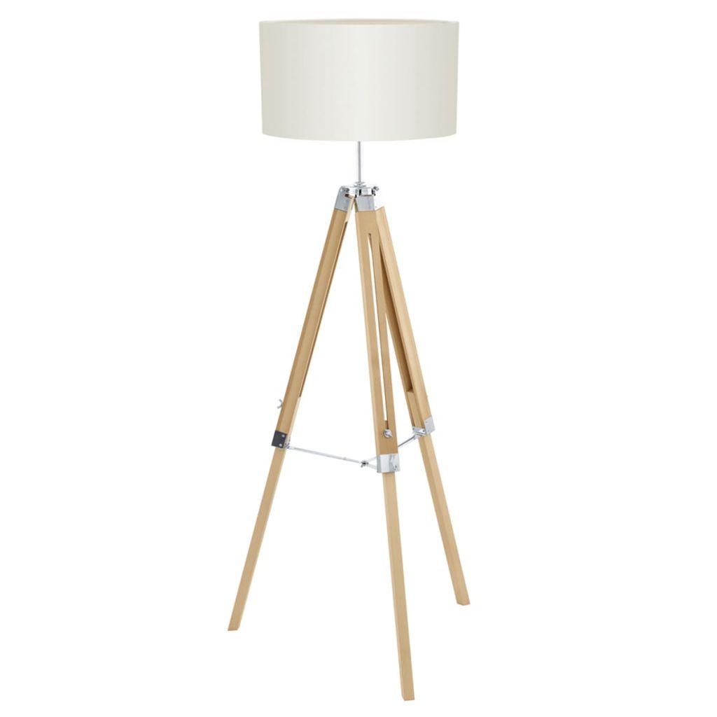 Stojanová lampa béžovej farby 150 cm EGLO Lantada 94324