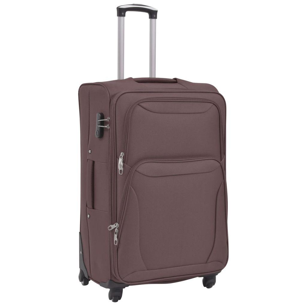 f3978c9b5c vidaXL Sada 3 cestovných kufrov