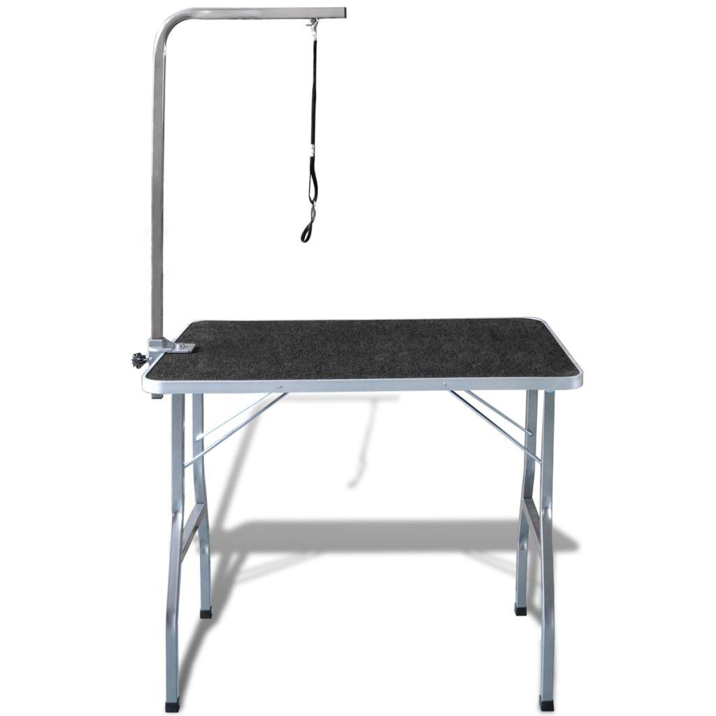 Stôl na úpravu domácich miláčikov na kolieskach f3ab77dc9b7
